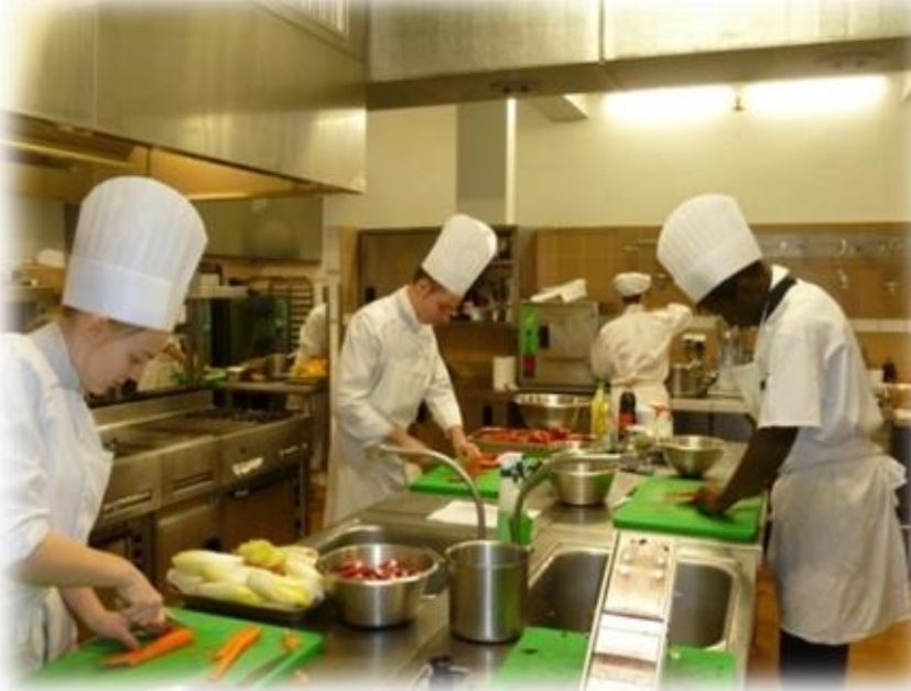 licence restauration pour adulte en formation continue - enil - Formation Cuisine Collective