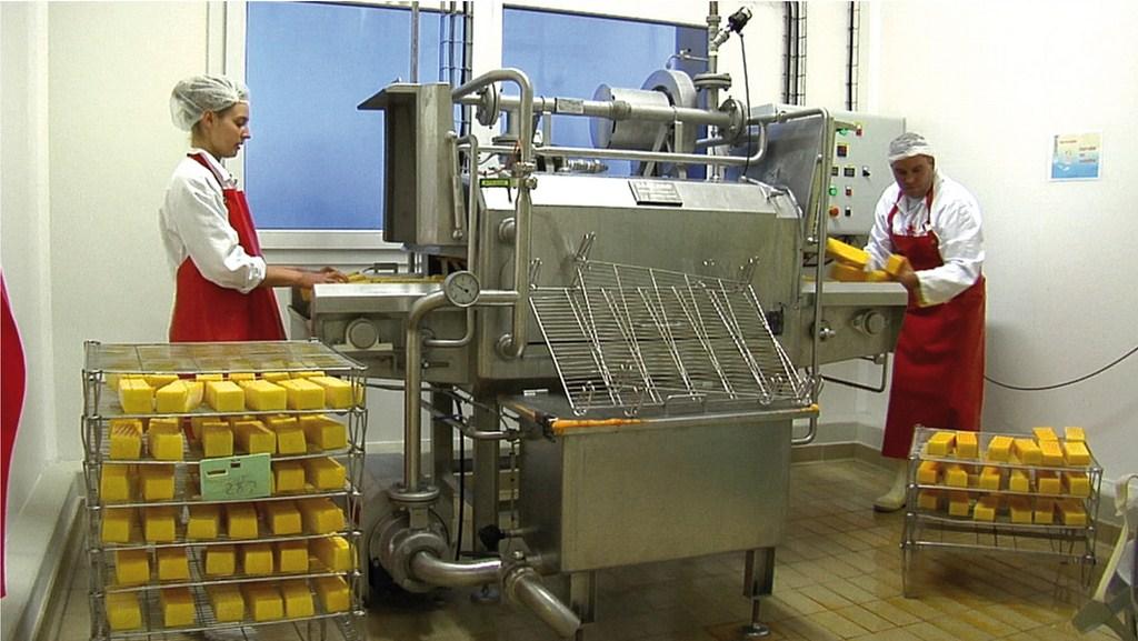Opérateur(trice) de fabrication de produits alimentaires