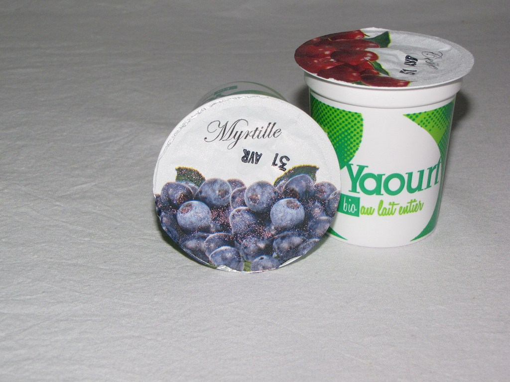 Yaourt Bio Fruits