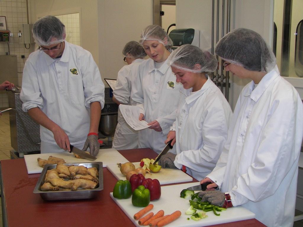 Bts sta aliments et processus technologiques en alternance - Formation alternance cuisine ...