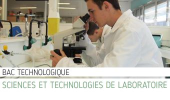 bac STL science technologie laboratoire