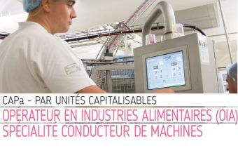 cap conducteur machine