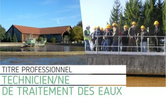formation technicien eaux