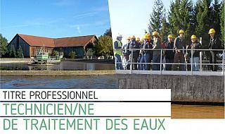 Formation Technicien De Traitement Des Eaux Ou Technicienne Sur L Eau